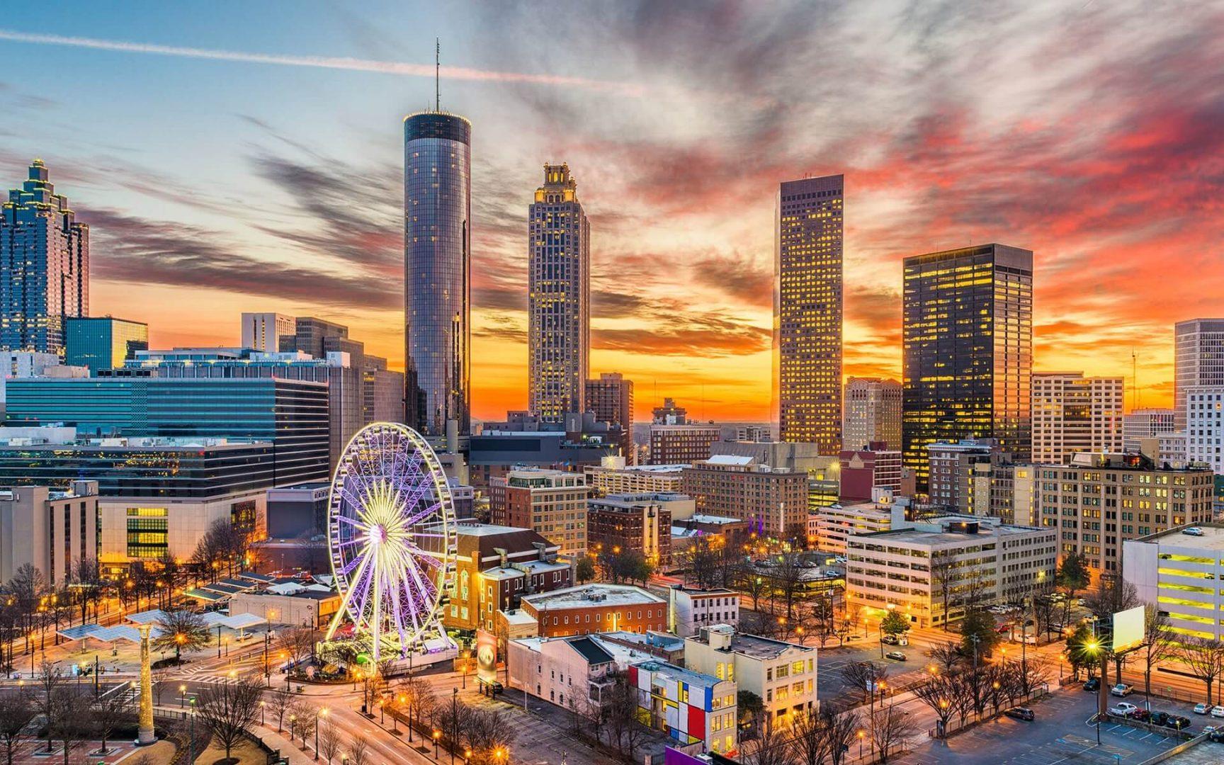 Atlanta | City Header Image